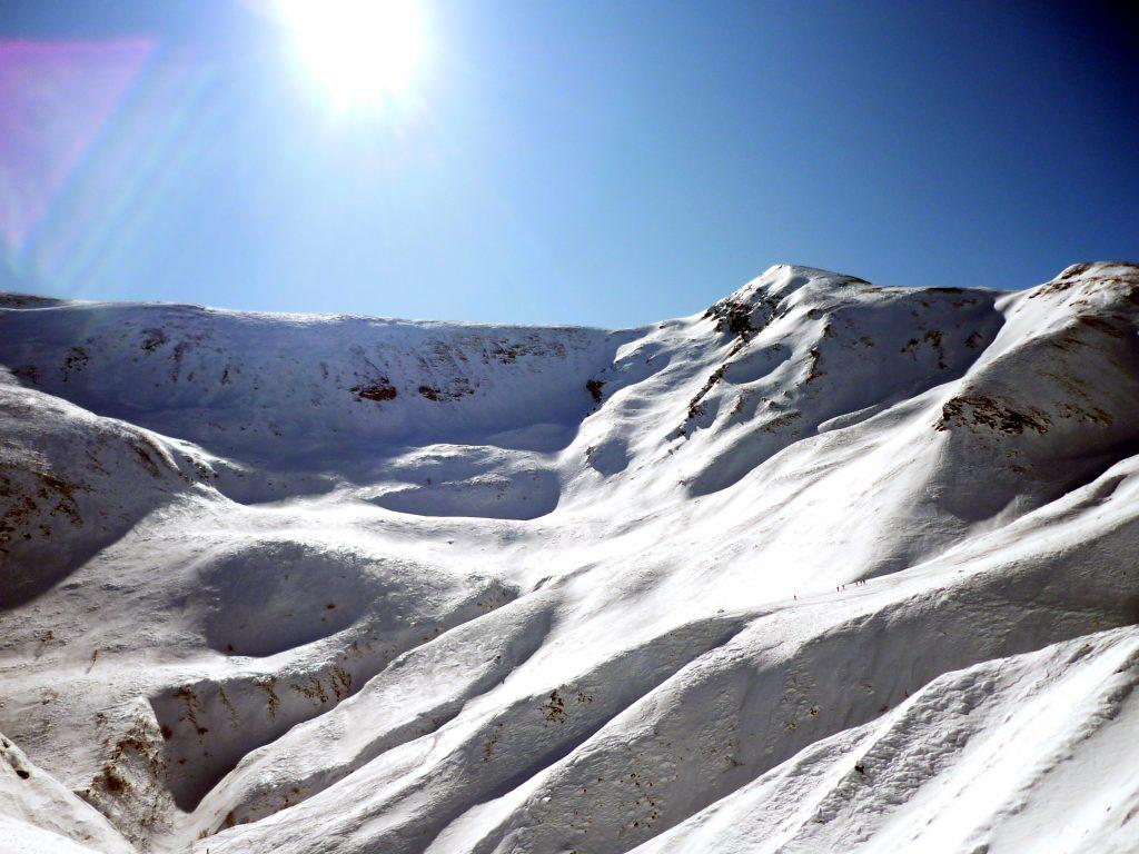La Val Sangone innevata