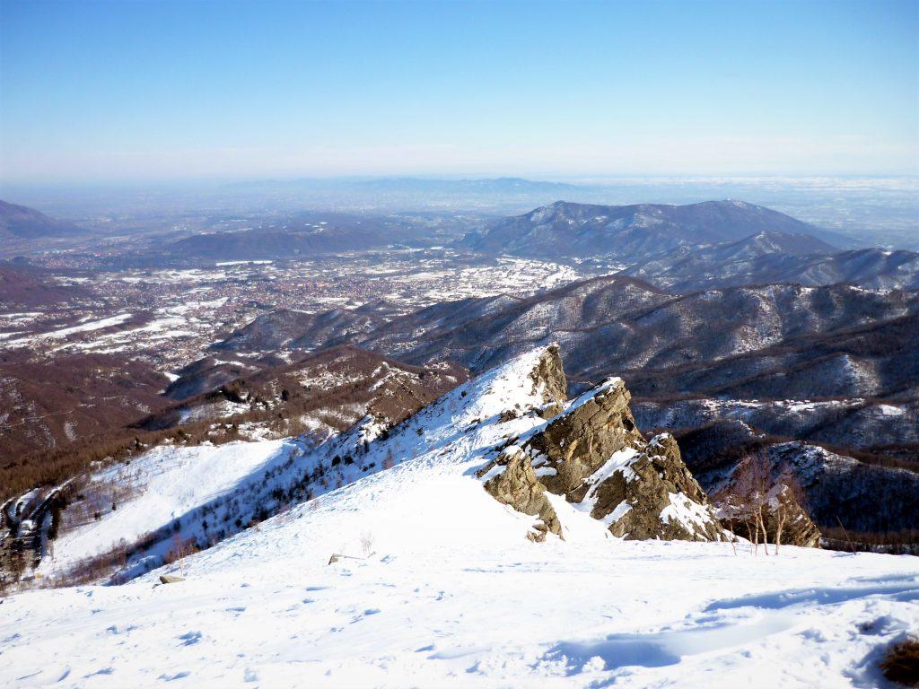 Aquila di Giaveno - Val Sangone sciare e ciaspolate