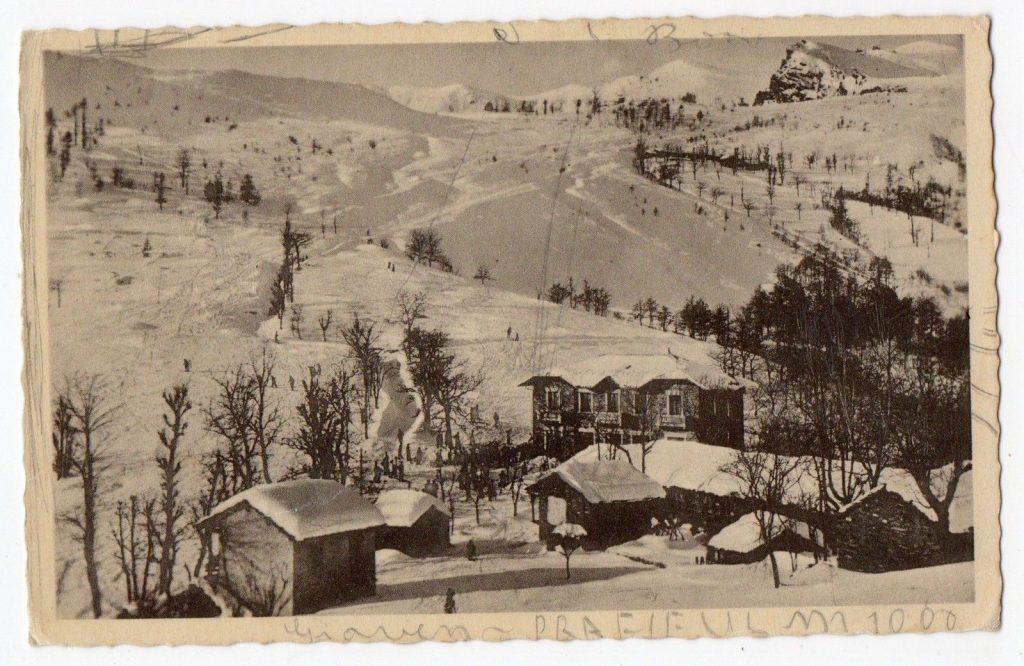 Sciare in Val Sangone - storia e curiosità