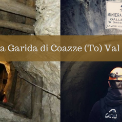Miniera Garida di Coazze Val Sangone