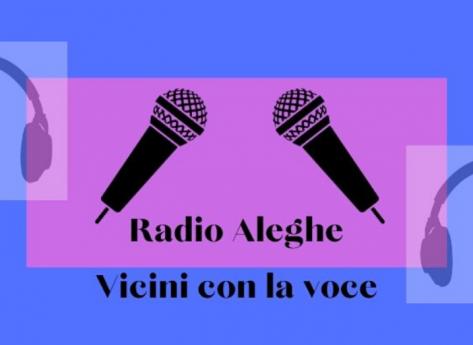 Radio Aleghe vicini con la voce in Val Sangone